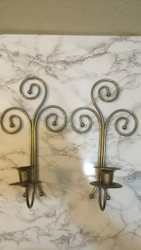 wall candle holders set San Juan, 78589