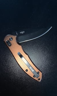 Duluth pocket knife