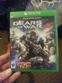 Xbox One Gears of War 4 Game Reno