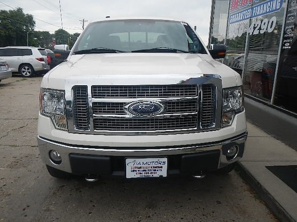 2009 FORD F-150 4WD CREW LARIAT *FR $499 DOWN GUARANTEED FINANCE e8608a06-336d-4acb-aad4-052ce8827824