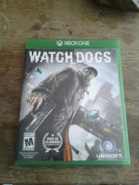 Watch dogs 1 for Xbox one Stockton, 95204