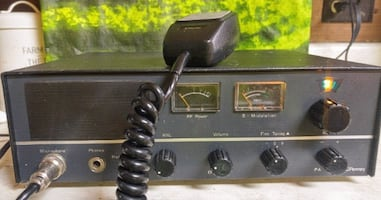 **READ AD**JC Penney Pinto SW 23 Channel CB Radio-40.00 FIRM