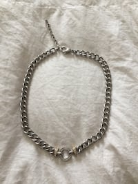 Stainless Steel Necklace.  Toronto, M3M 1E3