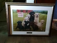 Nice wood frame pictures 871 mi