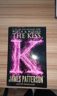 James Patterson Witch and Wizard
