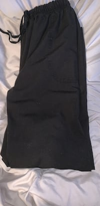 Black Scrub Pants  653 mi