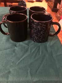 Set of 4 mugs New Westminster, V3L 1H5