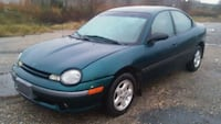 1997 DODGE NEON SPORT~Runs Good~LOW MILES ONLY 87K 67 km