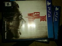 PlayStation 4 The Evil Within Utah