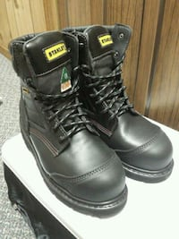 safety work boots size 9 Toronto, M6E