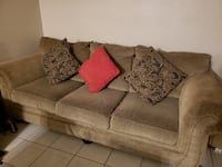 Couch set and TV stand PHARR
