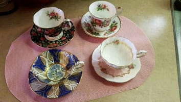 Rare Hard to Find Paragon & Royal Albert Tea Cups