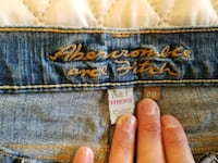 Size 0R Abercrombie and Fitch Jeans 604 mi