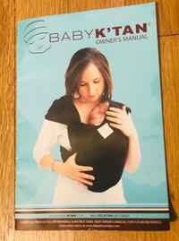 Baby Carrier - Baby K'Tan Annandale