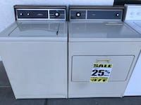 KENMORE TOP LOAD WASHER & ELECTRIC DRYER, WORKS GREAT $371.00 FOR BOTH 2356 mi