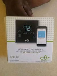 Côr cellphone controlled thermostat Severn, 21144