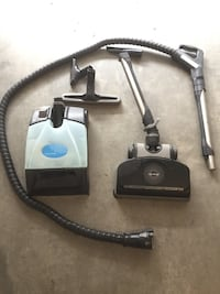 Rainbow vacuum shampoo and carpet attachments  Calgary, T2Z 5C7