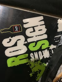 Snowboard sets 155 and 145 Barrie, L4M 6N8