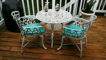 CUSHIONS Aqua for outdoor chairs