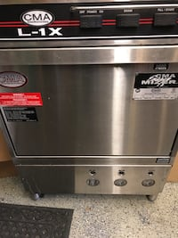 Stainless steel dishwasher commercial grade Shirley, 11967