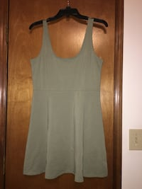 Forever 21 Olive Fit and Flare Dress Mebane, 27302