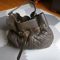 Burberry quilted leather hobo Scarborough, M1G