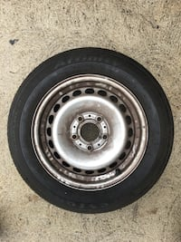 Spare tire for BMW 3 series.  Glendale, 91205