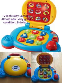 VTech baby learning laptop. Almost new. Very good condition. Mc Lean, 22102