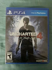 Uncharted 4. Ps4 Garden Grove, 92844
