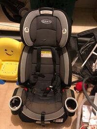 black and gray Graco car seat Sterling, 20166