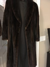 Mink Coat and squirrel shawl. Like new and appraised by a furrier. Arlington, 22204