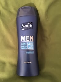 Suave Men Shampoo and Conditioner Overland Park