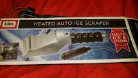 NIB Auto Heated scraper..Pick up only North Kingstown, 02852