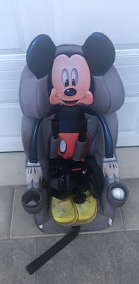 baby's black and gray car seat London, N6L
