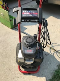 black and red pressure washer Bellmore, 11710