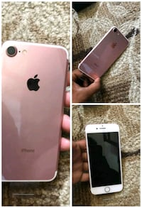 rose gold iPhone 7 32gb Unlocked Toronto, M1R