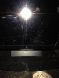 Black flat screen tv without remote  3528 km