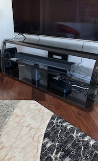 3 shelves TV stand 60 inches length, 17 inches depth, 22 inches height