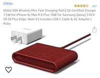 Brand New; Wireless Charging Pads Bakersfield, 93309