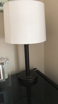 white and black table lamp Rockville, 20850