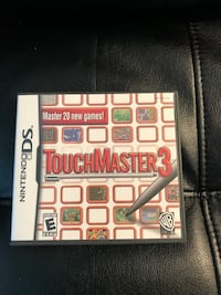 Nintendo DS Touchmaster 3 Sterling, 20164