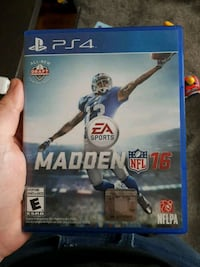 Madden 16 ps4 London, N5W 4P8