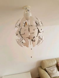 Ceiling lamp from Ikea