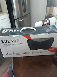 Solace  massage pillow brand new