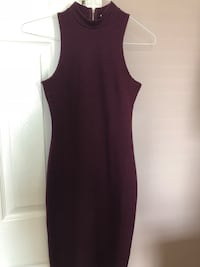 women's maroon sleeveless dress Frederick, 21702