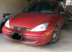 2000 Ford Focus ZX5 97K