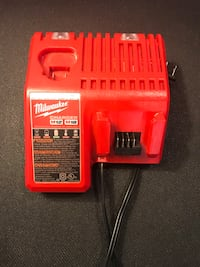 red and black Milwaukee battery charger Collegeville, 19426