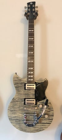 Electric Guitar- Yamaha RS720b with Bigsby Aldie, 20105