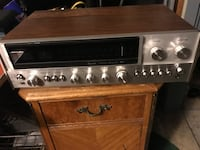 Sansui 881 tested ready to demo vintage 1970s receiver