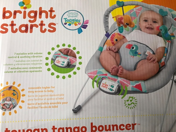 "Baby Bouncer ""Bright Stars"""